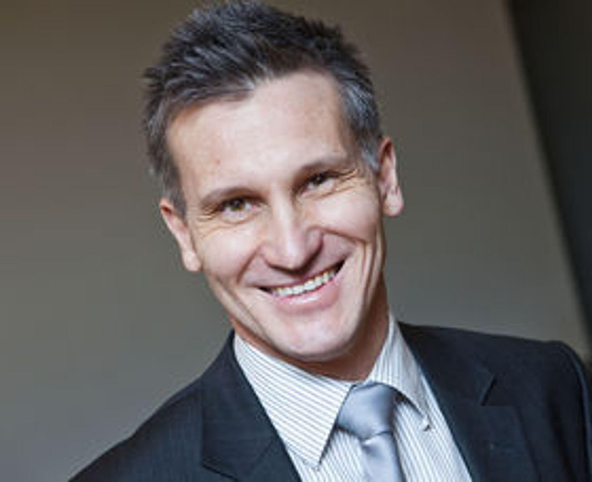 Datatilsynets direktør Bjørn Erik Thon, som ledet møtet fredag, vil ha optimal sikring av DLD-data.