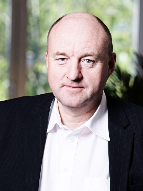Svein Lerkerød er adm. direktør i Datametrix.