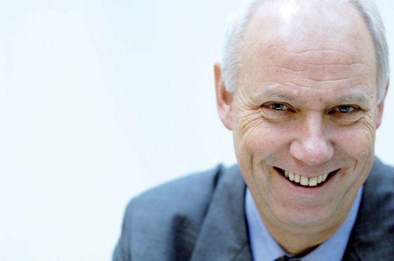 Håvard Larsen, direktør for løsninger i EDB Ergogroup, har fått en ny finsk e-helsepartner.