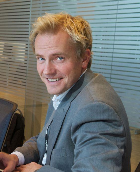 Software Innovation-sjef Halvor Walla satser på nettbrett og smarttelefoner.