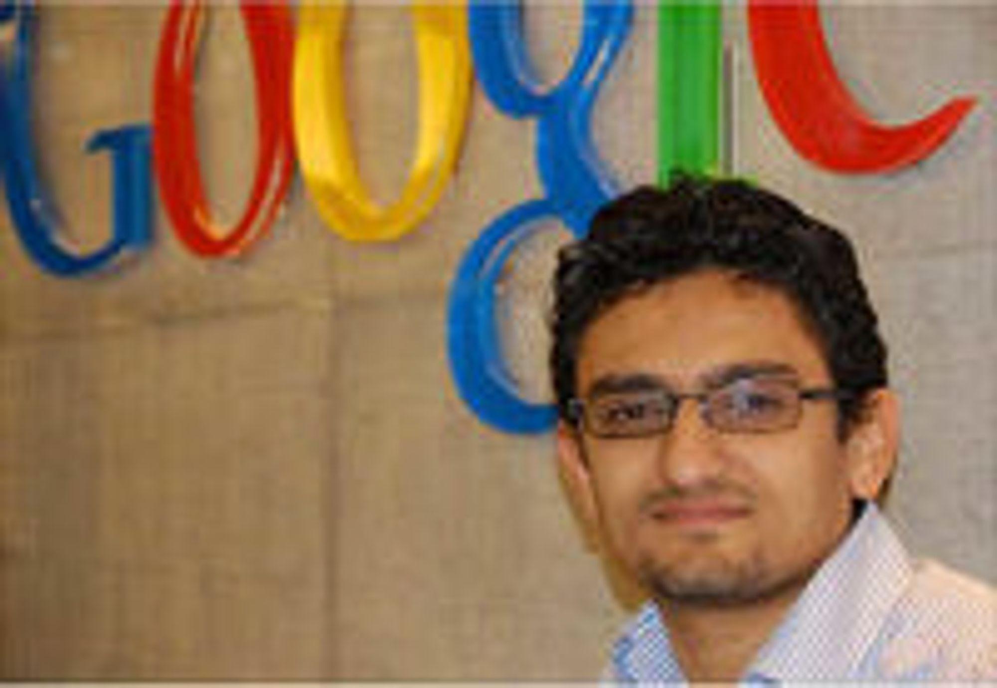 Savnet: Googles markedssjef Wael Ghonim. Bilder er hentet fra hans Facebook-profil.