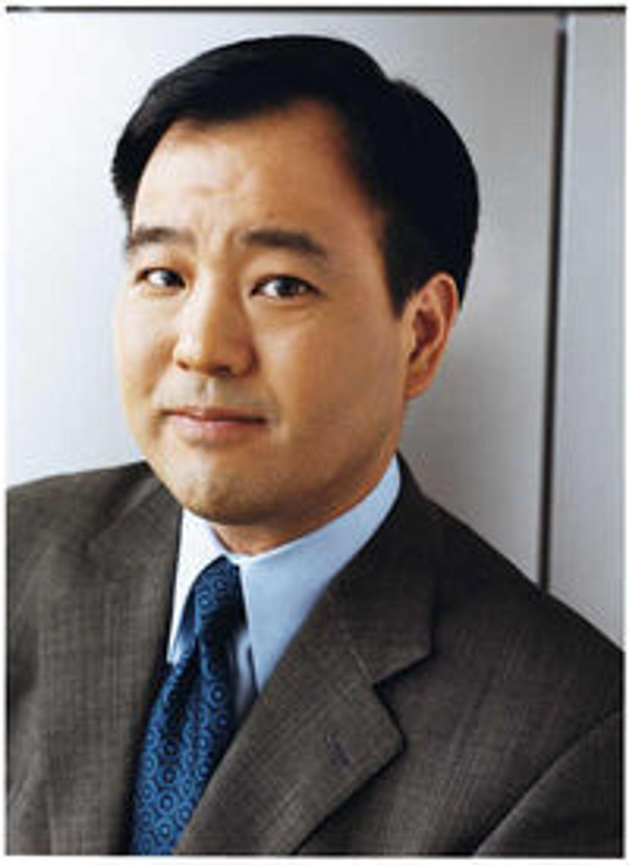 Jon Iwata er den fremste forvalteren av IBMs varemerke.