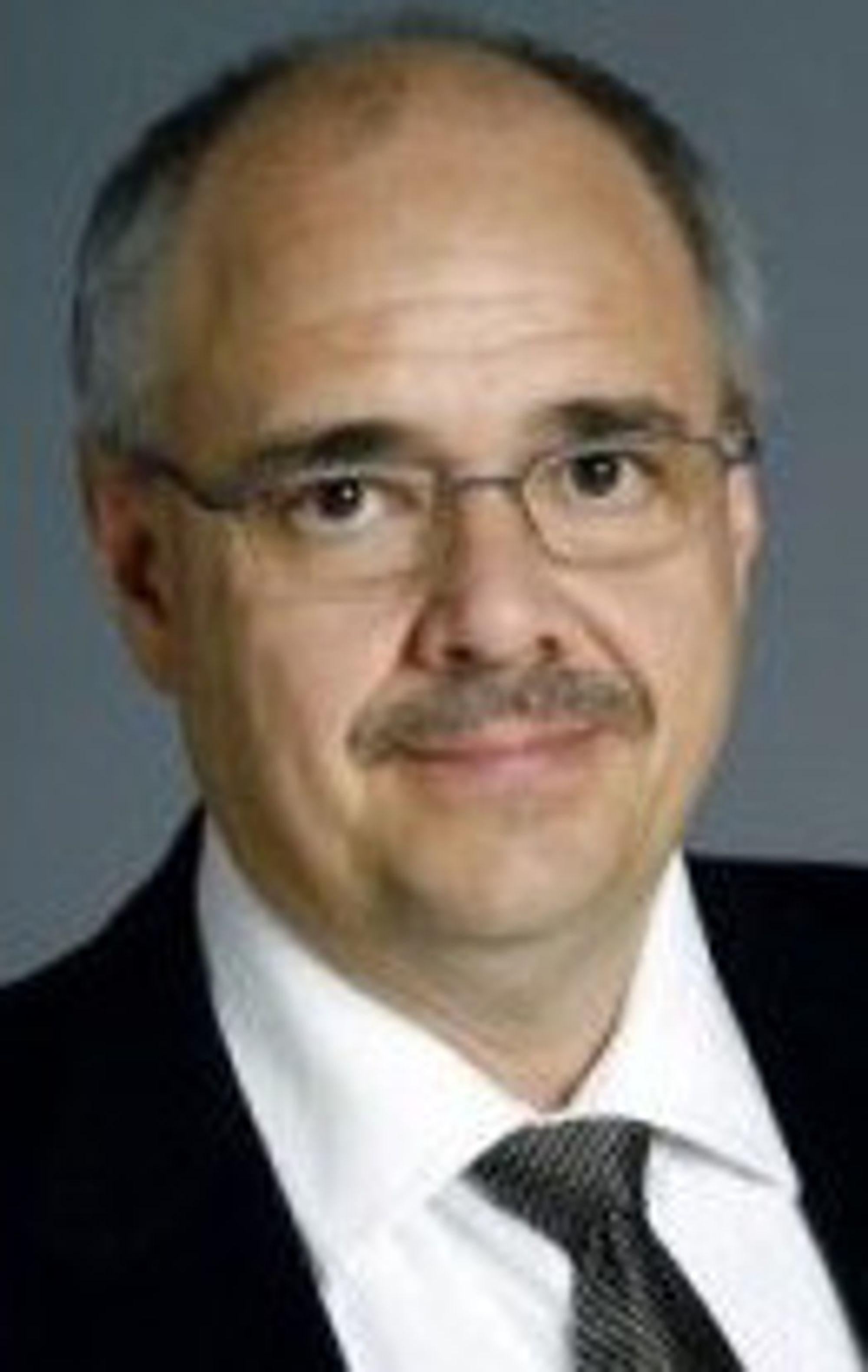 Samhandlingssjef Uffe Sørensen føler seg ikke helt vel med betegnelsen «social business».