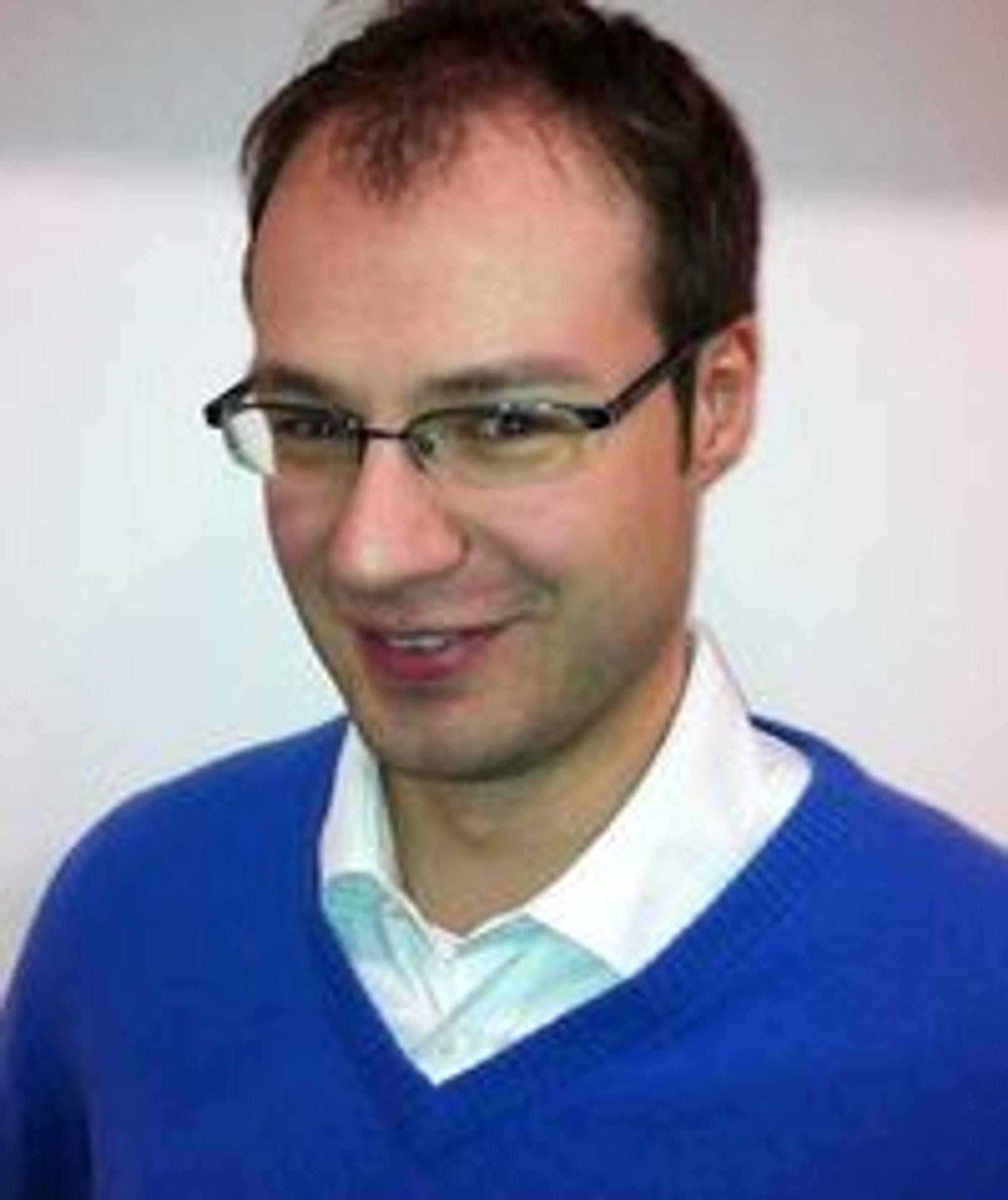 Svend Andreas Horgen er studieleder ved nettbaserte datastudier, Høgskolen i Sør-Trøndelag