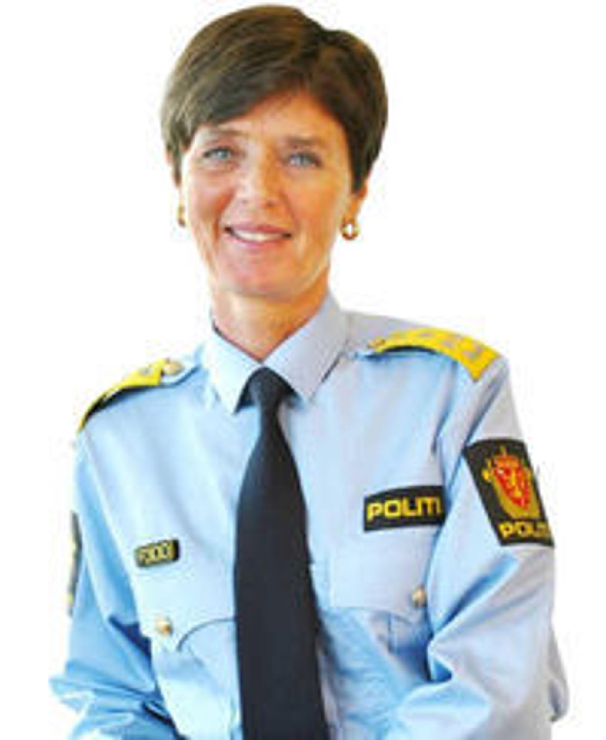 Politidirektør Ingelin Killengreen har søkt stillingen som departementsråd i FAD.