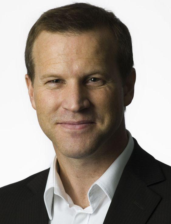 Anders Krokan i Telenor.