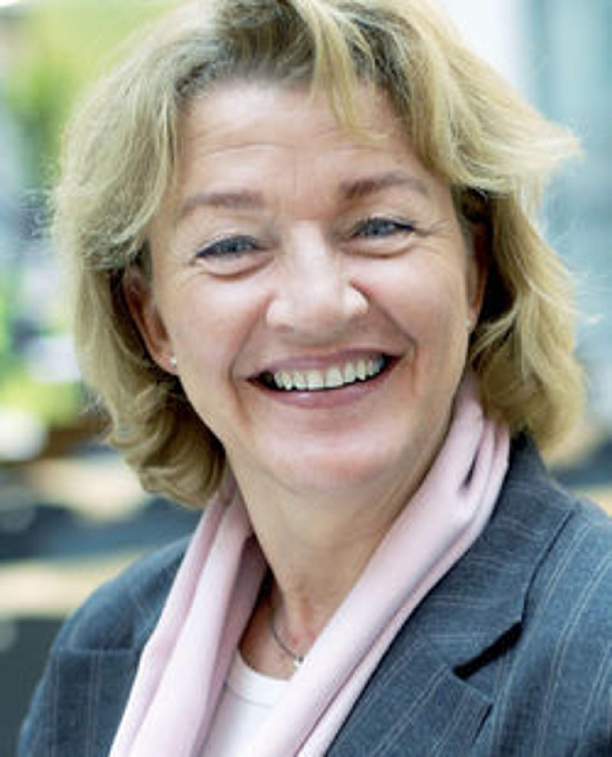 Effektive løsninger sparer mange penger, forteller kommunikasjonssjef Hilde M. Solegaard. Ergogroup er medlem i bransjeinitiativet Grønn IT.