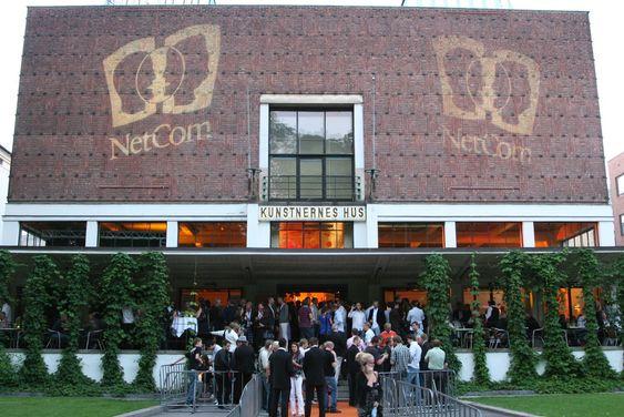 Netcom fylte kunstnernes hus med nærmere 450 iPhone-entusiaster