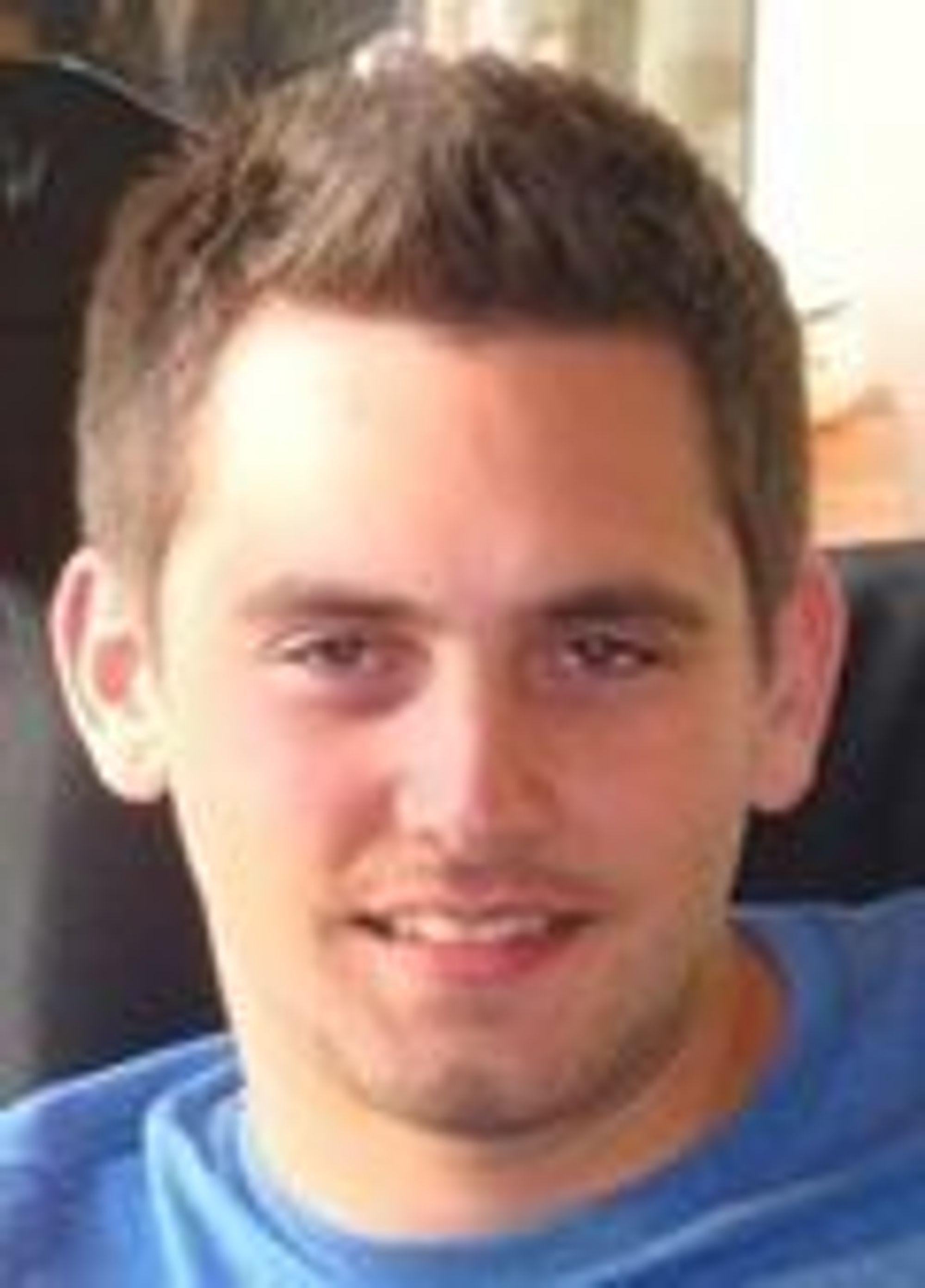 Lei prinsebryllup: webutvikler George Gooding.