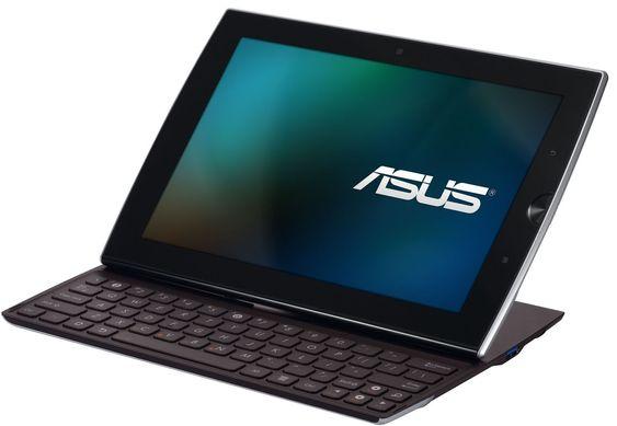 Asus EeePad Slider er basert på Intel Atom Z670.