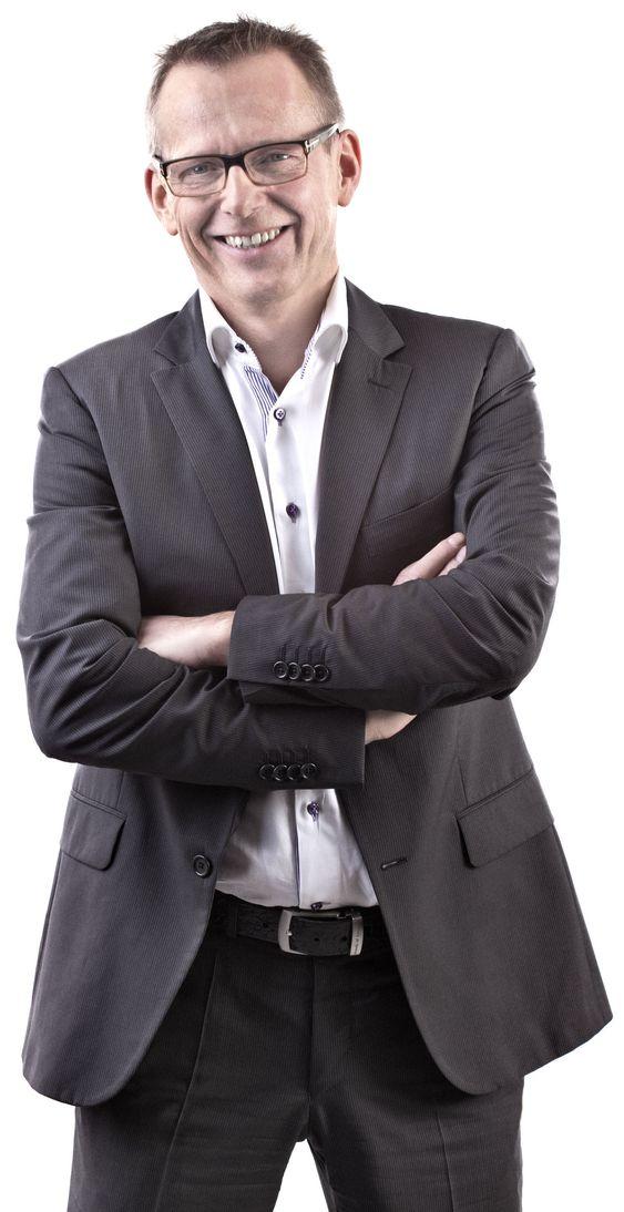 Arve Andreassen har 25 års erfaring i mobilbransjen.