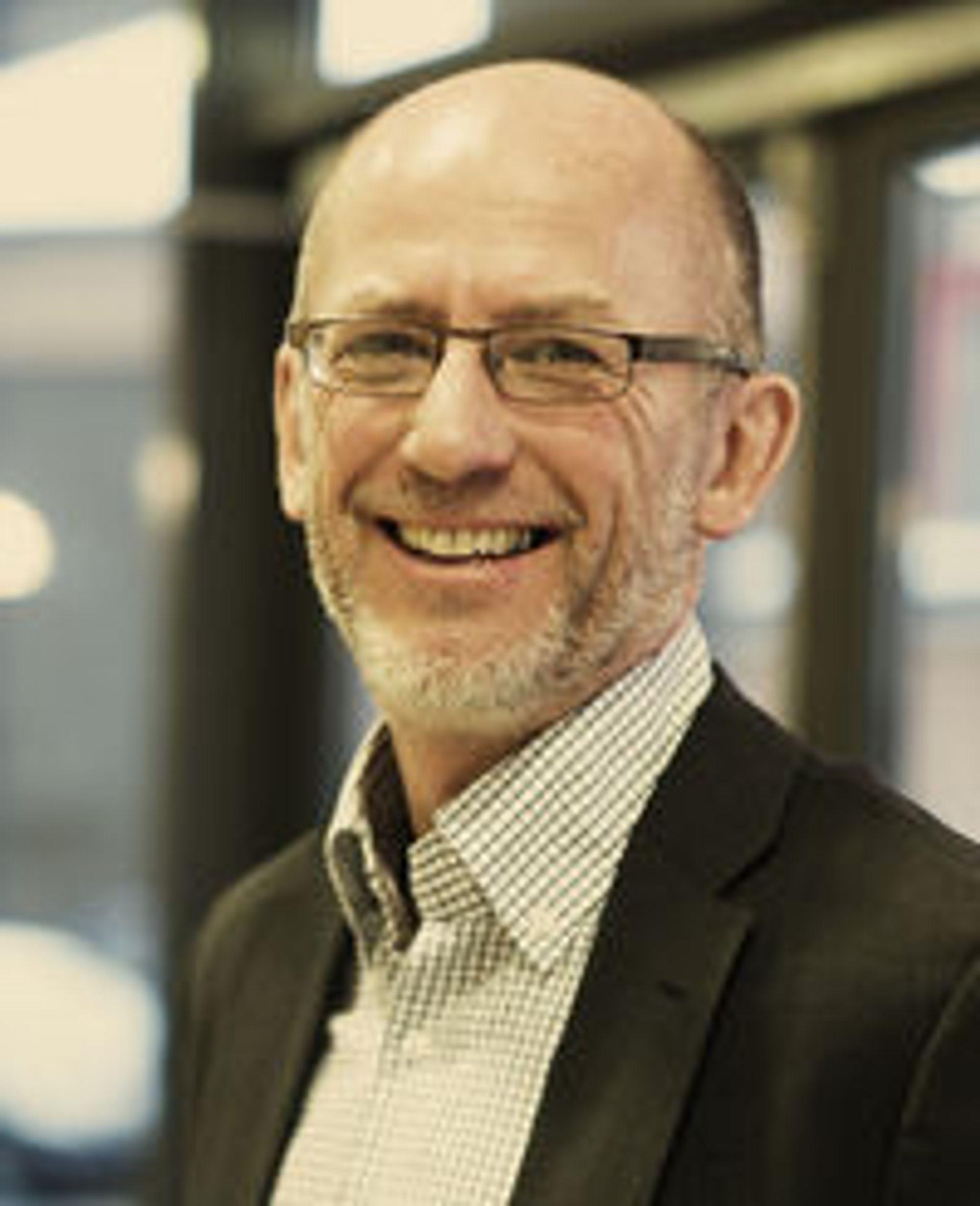 Trenger nye hoder: Sverre Hurum, administrerende direktør i Bouvet.