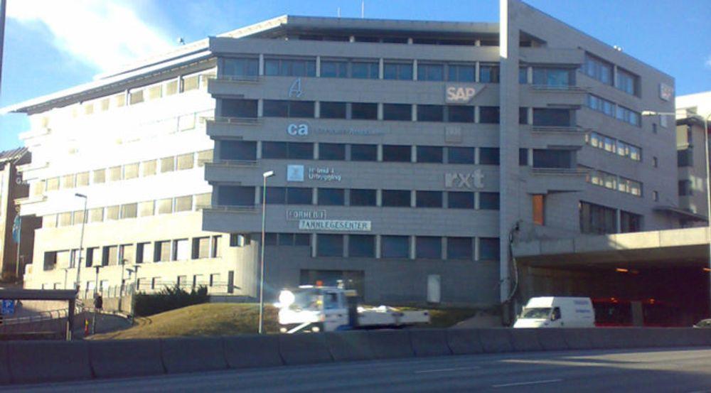 CA Norges kontorbygg på Lysaker.