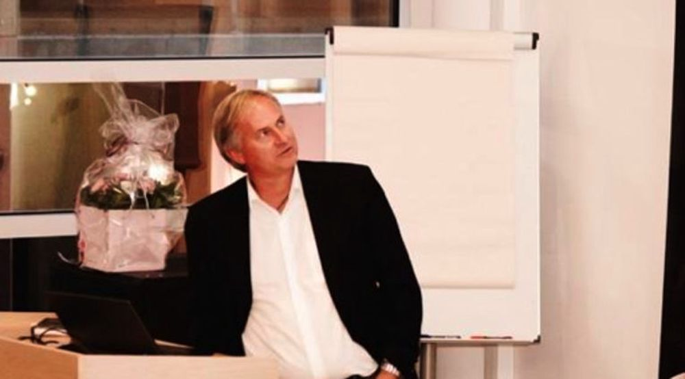 TAR GREP: Seriegründer Truls Berg (bildet) blir konsernsjef i Comperio. Jørn Ellefsen blir styreleder.