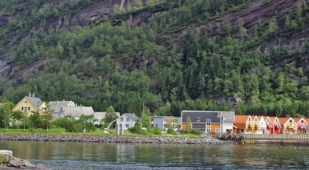 Modalen er Norges minste kommune, med færre enn 400 innbyggere.