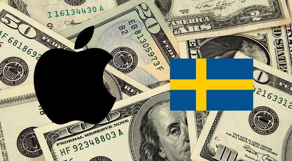 Apple har for tredje gang på fire år kjøpt et svensk teknologiselskap.