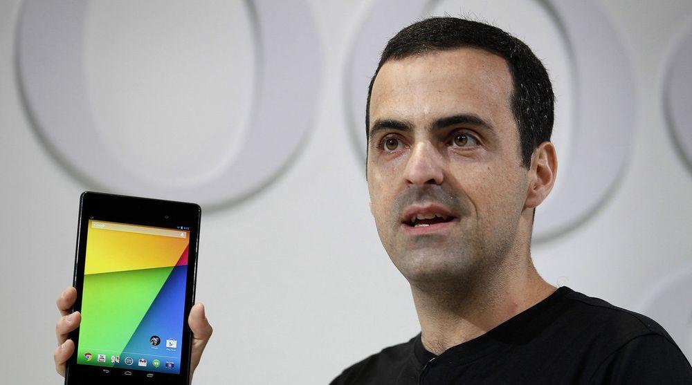 Hugo Barra var produkt-direktør i Googles Android-divisjon. Nå går han til den kinesiske mobilutfordreren Xiaomi.