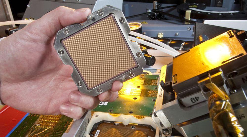 IBM kommer i 2014 med de første systemene basert på Power8, som er den første store oppgraderingen i Power-familien siden Power7-prosessoren kom i 2010. Det er Power7 som er avbildet over.