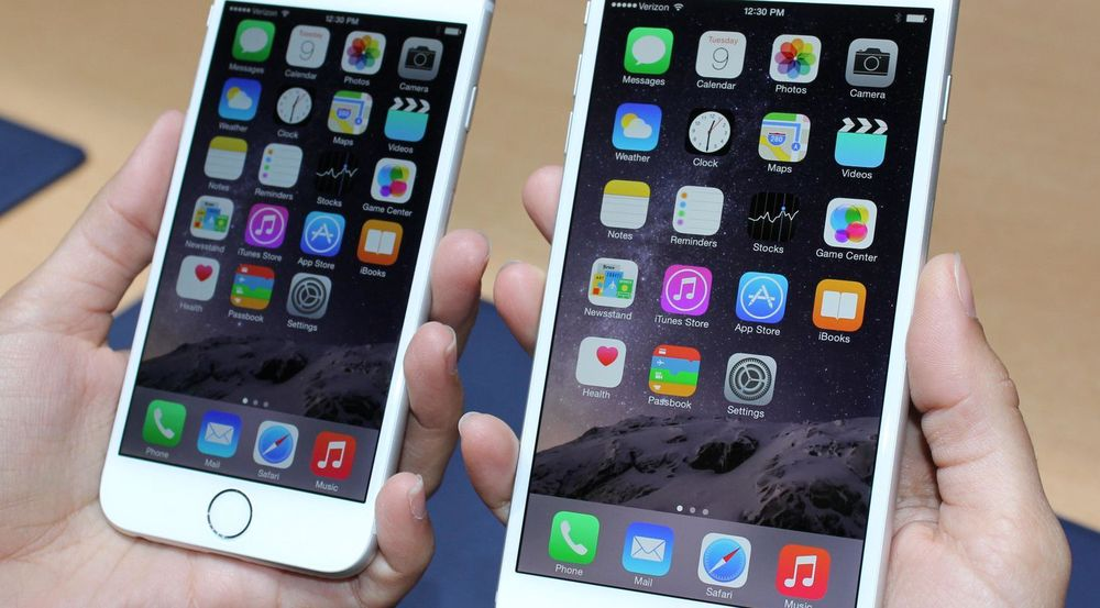 64-bits-brikkene i nye iPhone- og iPad-modeller vil endelig tas for fullt i bruk.