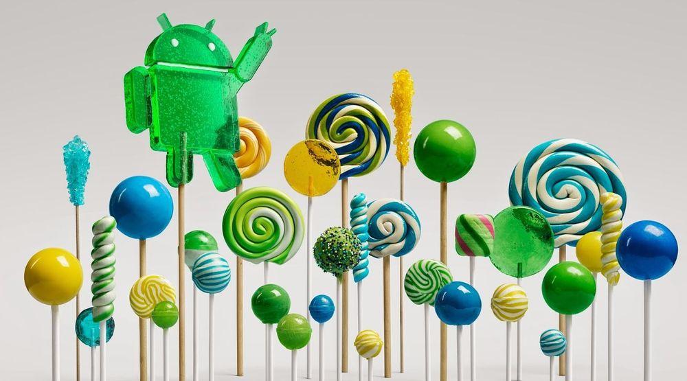 Nye Android Lollipop blir mye sikrere enn før.