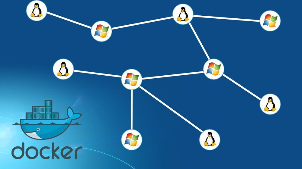 Docker har inngått et samarbeid med Microsoft for å gjøre det mulig med Windows Server-baserte Docker-konteinere.