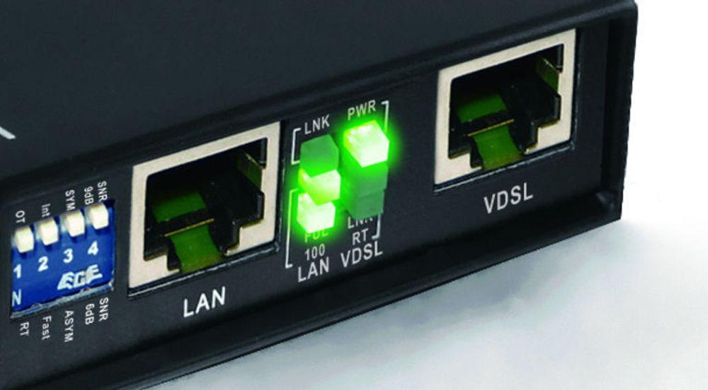Den kobberbaserte bredbåndsteknologien VDSL tilbyr blant annet større rekkevidde for relativt hastighetsklasser enn det som er mulig med ADSL. Dessuten tilbys høyere opplastingshastighet og, over relativt korte avstander, hastigheter som ADSL over hodet ikke støtter.