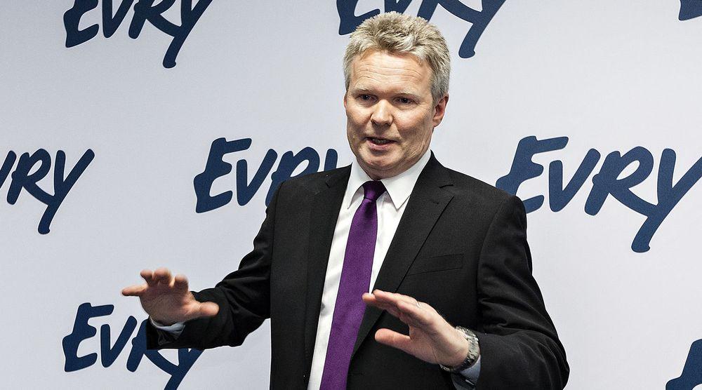 Evry med konsernsjef Terje Mjøs i spissen kaprer enda en storkontrakt i Bank-Norge.