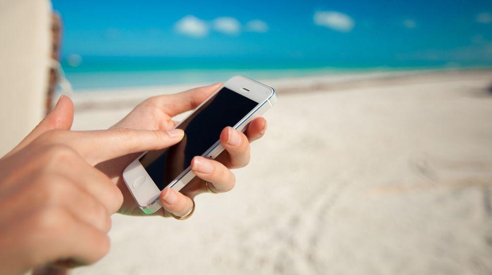 NYE KUTT: Fra i dag sørger EU-reguleringer for at det blir rimeligere å bruke mobiltelefonen i EØS-området.