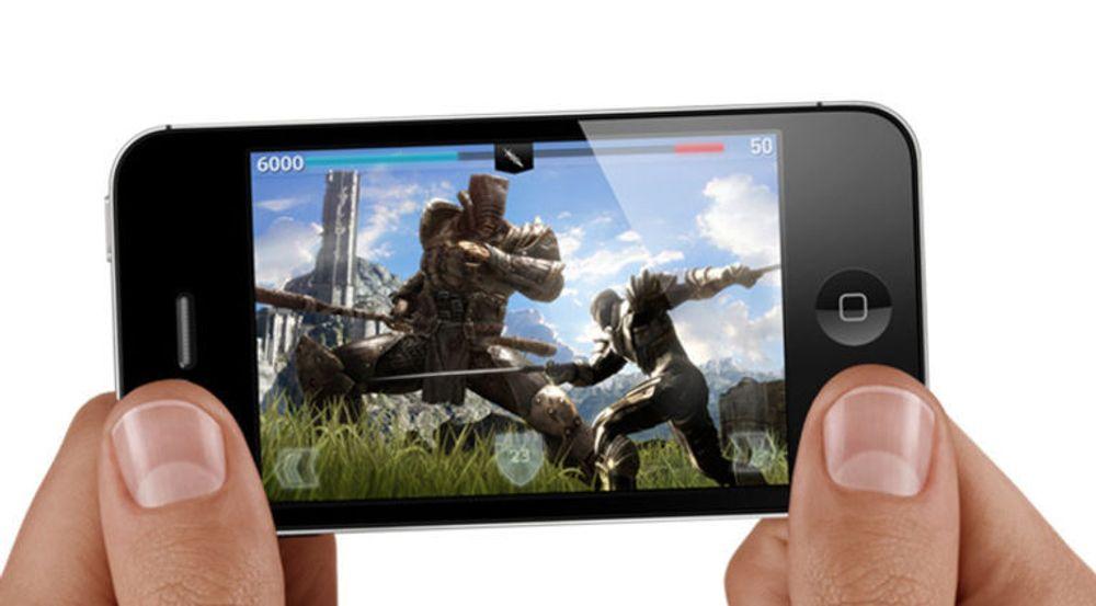 Det er fortsatt betydelig etterspørsel etter snart tre år gamle iPhone 4S hos NetCom.