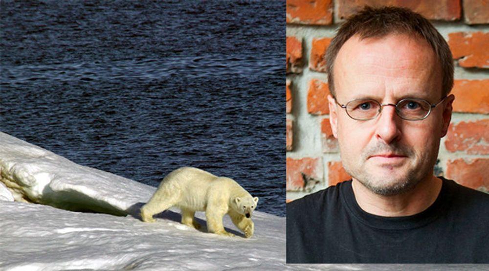 Håkon Wium Lie foreslår at norske toppnivådomener for Svalbard og Bouvet-øya blir brukt for å gi en sikker havn for lagring av data.