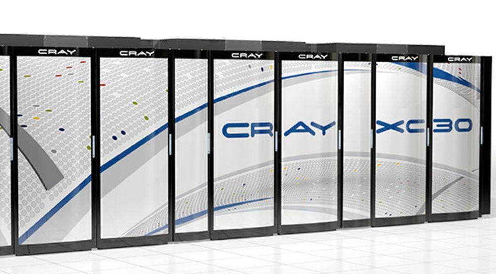 Den amerikanske superdatamaskinen på tiende plass er Cray XC30-basert, men det er ikke oppgitt hvor den er installert eller hva den brukes til.