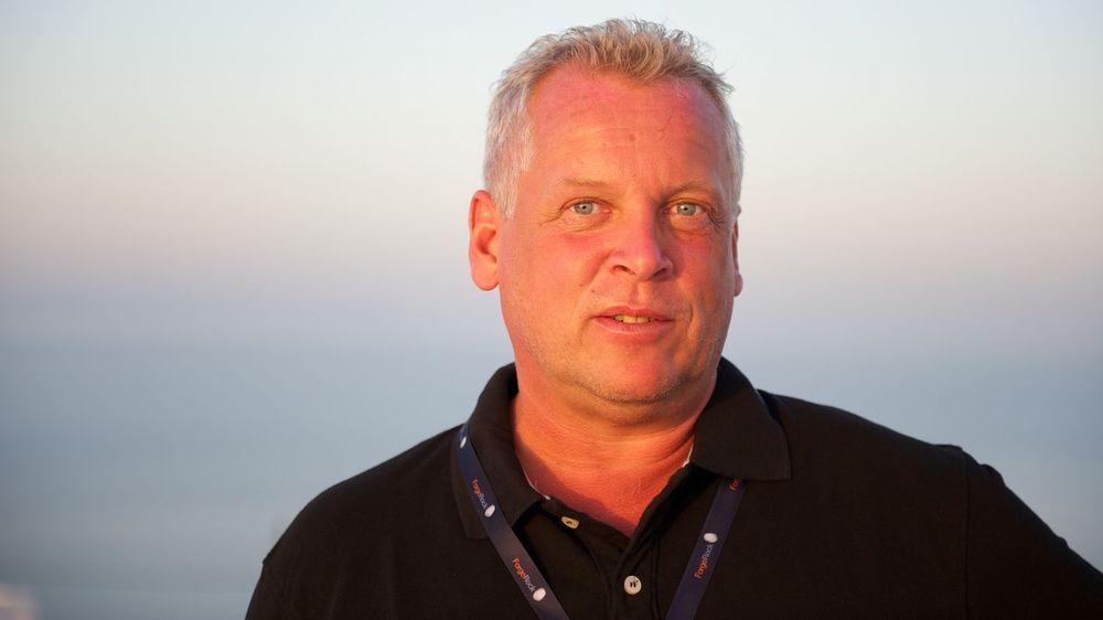 SUKSESS: Lasse Andresen (bildet) er teknologidirektør og medgründer i ForgeRock, Norges hurtig voksende IT-komet som får stadig mer oppmerksomhet, kunder og penger fra amerikanske superinvestorer.