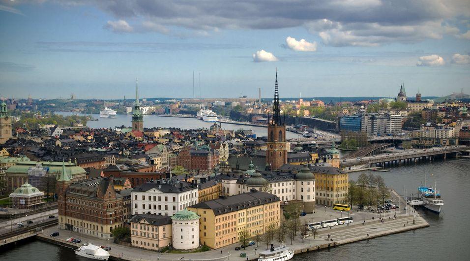 """Stockholm by er allerede en av verdens mest avanserte, målt i bruk av IT. Dette er et godt utgangspunkt når byen tar mål av seg til å bli """"verdens smarteste by""""."""