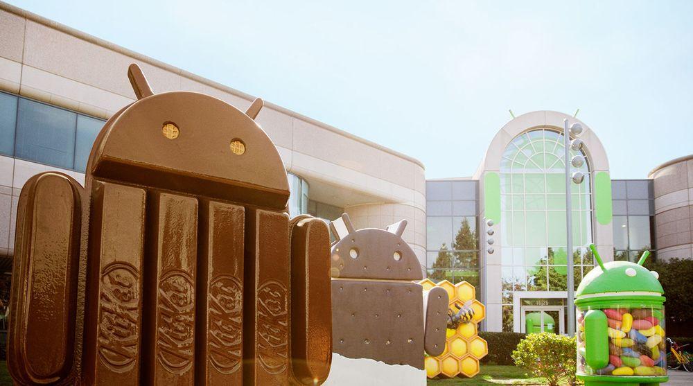 Ny KitKat-versjon fokuserer på sikkerhet.