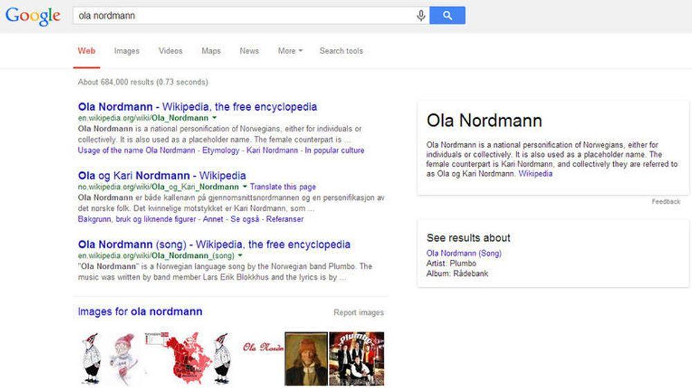 Google skal snart begynne å fjerne utvalgte søketreff knyttet til personnavn fra søkeresultatene som vises i de europeiske utgavene av selskapets søketjeneste.