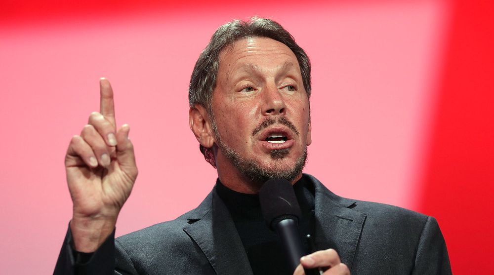 Det går ikke bare opp for Larry Ellison og hans Oracle.