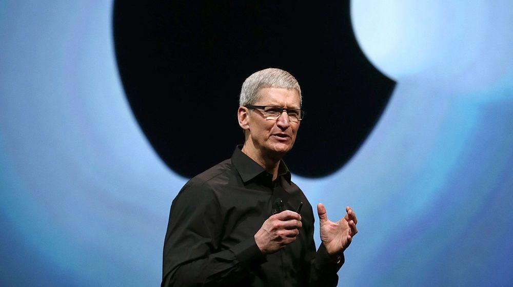 Apples toppsjef Tim Cook skal snart avsløre selskapets påstått heftigste produktslipp på 25 år. Store ord!