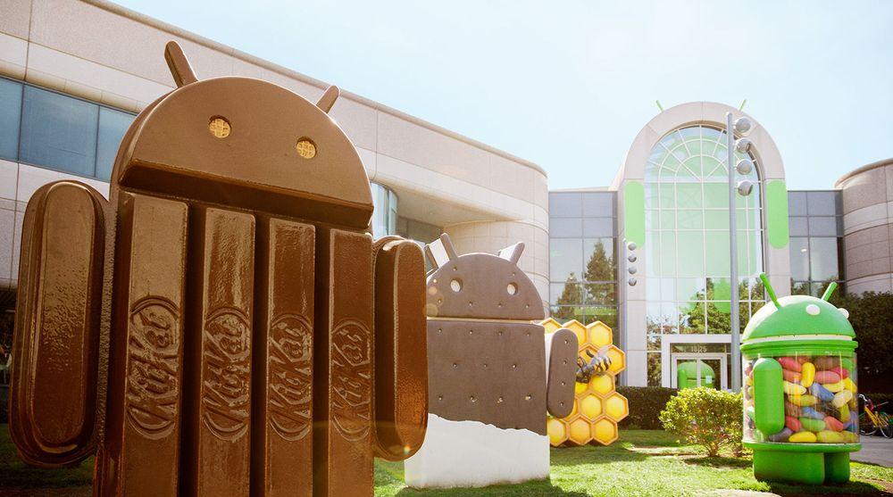 Siden lanseringen i 2008 har Android-systemet blitt enormt populært, både hos utstyrsleverandører og forbrukere. I forrige kvartal var 85 prosent av alle leverte smartmobiler utstyrt med Android, noe som er ny rekord.