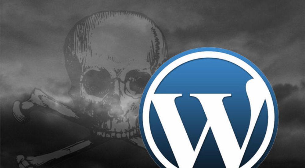En sårbarhet i en utvidelse til Wordpress blir nå aktivt utnyttet i et massivt angrep, som kan ha kapret flere hundre tusen nettsteder.