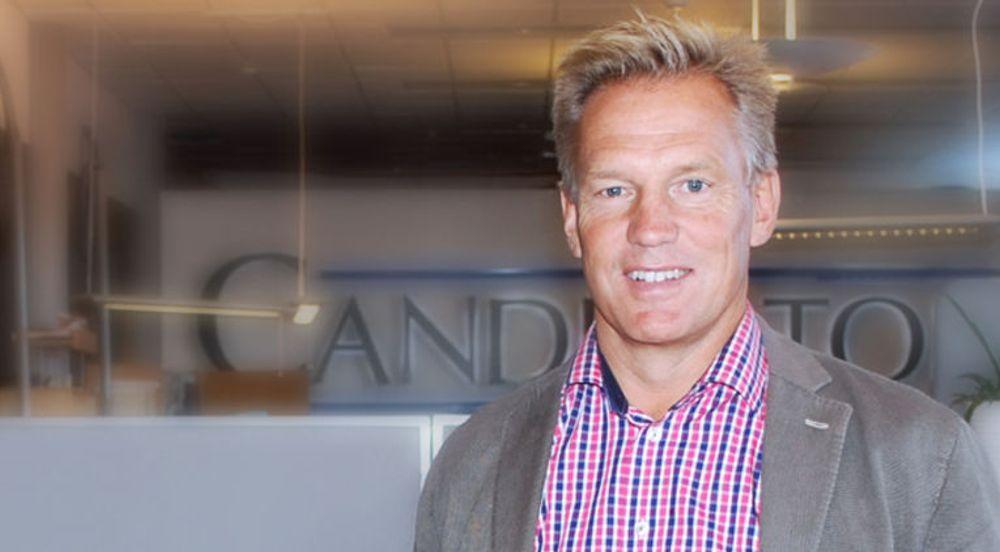 Overtar driftsavdelingen til Knowit og varsler ytterligere satsing i Norge: Candidator-sjef Johan de Verdier.