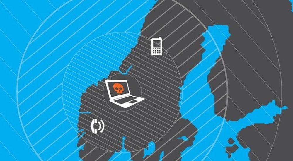 En fersk rapport viser at et større angrep på kritisk digital infrastruktur er mulig, selv om det er lite sannsynlig.