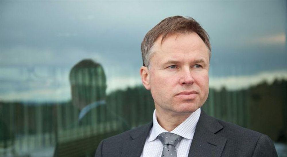 Nettskyen står allerede for anslagsvis 30 prosent av butikken til Visma, og cloud blir bare viktigere fremover, sier konsernsjef Øystein Moan.