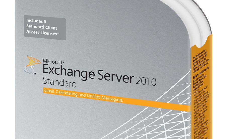Brukere av Exchange Server 2010 SP3 bør vente med å installere visse oppdateringer til programvaren.