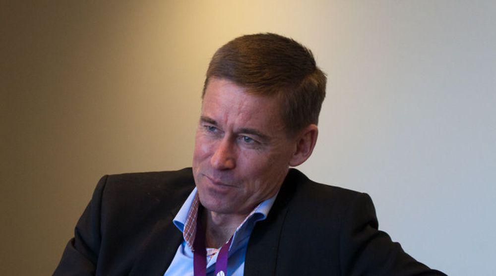 August Baumann avviser at det er noen dramatikk i at han nå forlater NetCom og TeliaSonera Norge.