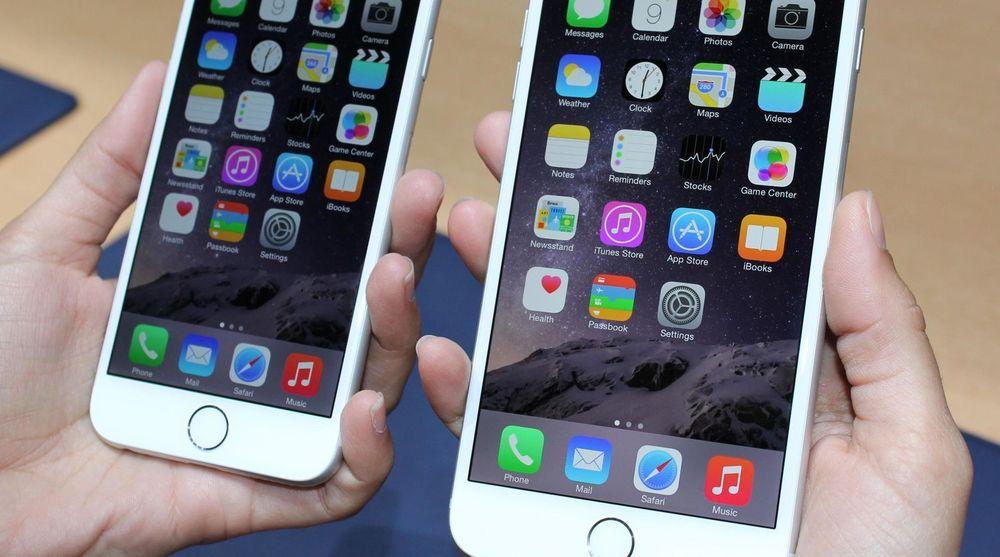 iPhone 6-lansering har vært en suksess for Apple, ser det ut til.