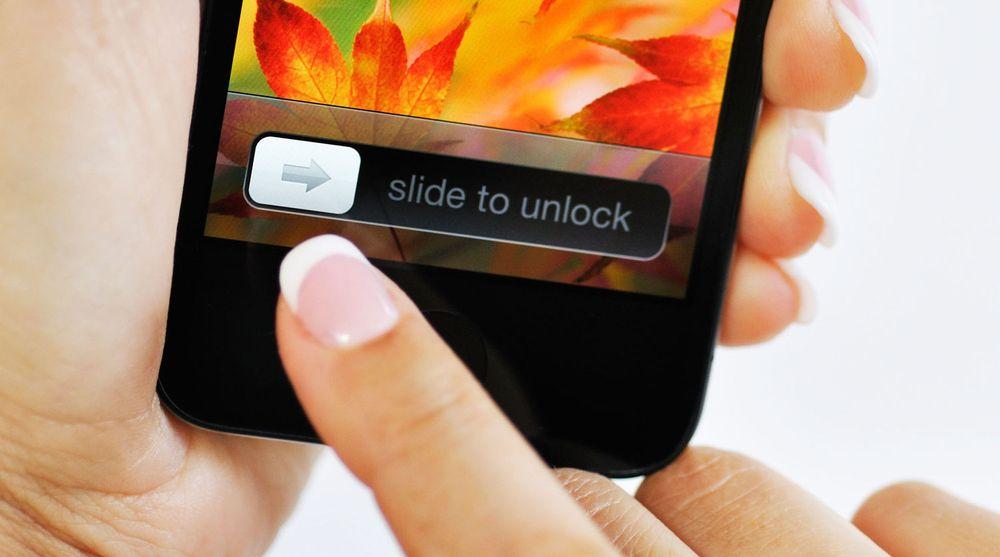 Greg Christie var del av et lite designteam som utviklet iPhone. Han står oppført som oppfinner på nærmere hundre av Apples patenter, inkludert patentet på den avbildede skyvelåsen «slide to unlock».