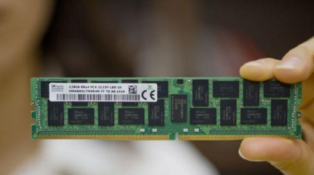 128 gigabyte DDR4-minne på én modul. SK Hynix forventer at dette blir standardvare innen servere i 2016.