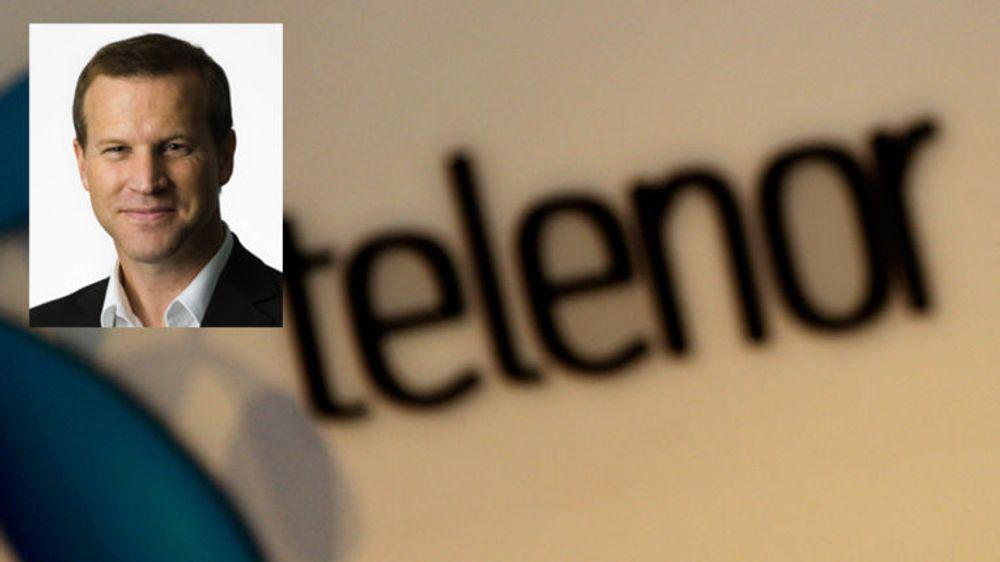 NY AVGIFT: – Vi forstår at kundene reagerer, men beslutningen står fast, sier Telenors informasjonssjef Anders Krokan.