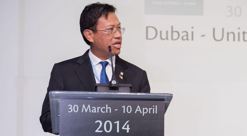 Malaysias statsråd for kommunikasjon og multimedia, Sri Ahmad Shabery Check, fikk gehør for sitt forslag om at det må utvikles en global standard for sporing av fly i kommersiell luftfart i sanntid. FN-organisasjonen ITU lover å spille en ledende rolle, og får støtte fra Inmarsat.