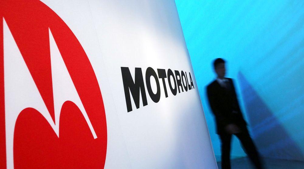 Motorola er solgt